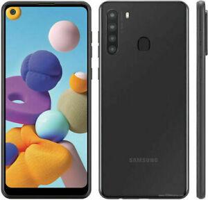 "New Samsung Galaxy A21 SM-A215U 32GB ROM 3GB RAM METROPCS ONLY 6.55"" Quad camera"