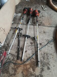 Tanaka Long Reach Hedge Trimmers As Spares 3 Off