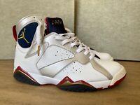 Jordan Retro 7 Olympic 2004 NDS Men's Size 10.5 - Original Sneakers, Rare