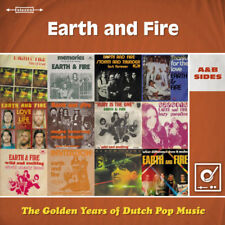 EARTH AND FIRE THE GOLDEN YEARS OF DUTCH POP MUSIC: A&B SIDES 2 VINILI LP 180 GR