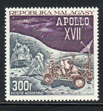 MALAGASY #C111  1973  APOLLO 17 MOON MISSION      MINT VF NH  O.G