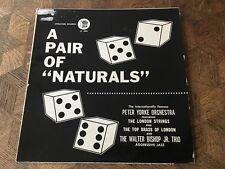 WALTER BISHOP JR. peter york - A Pair of Naturals ~ OPERATORS 3001 {orig} ->RARE