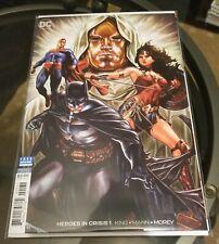 Heroes In Crisis #1(VF)1:100 Variant