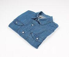 G-STAR RANCH Hommes Chemise en jeans taille S, véritable