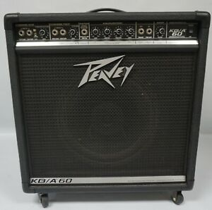 Peavey KB/A60 Keyboard and Acoustic/Electric Guitar Combo Amplifier - 4 Band EQ