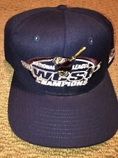 VINTAGE SAN DIEGO PADRES 1998 NL WEST CHAMPS NEW ERA SNAPBACK MLB CAP HAT NEW