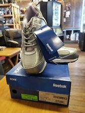 Reebok RB448 Ateron Women's Work Safety Composite Toe Oxford ESD Shoes 9.5 W