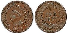 ETATS UNIS CENT 1891 KM#90a