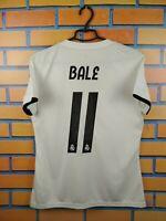 Bale Real Madrid Jersey Women 2019 Home L Shirt CG0545 Soccer Football Adidas