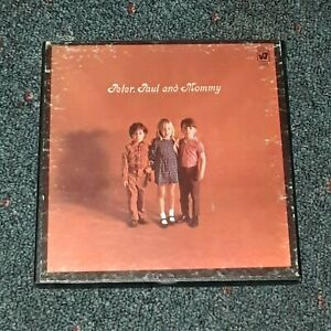 Peter, Paul and Mommy ~ 4-track reel to reel tape WST 1785-B