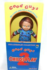 "Chucky Childs Play 2 Good Guy Pre-assembled Doll 9.5"" inch Figure MEDICOM UNOPEN"