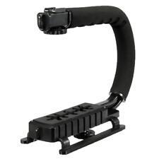 Stabilizzatore C / U Staffa di supporto per palmari per videocamera DSLR