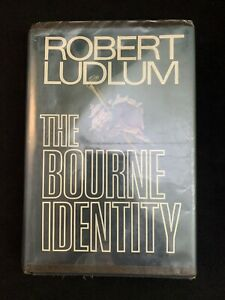The Bourne Identity by Robert Ludlum (1980)