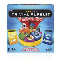 Trivial Pursuit Family Edition Christmas Xmas Board Game New And Sealed