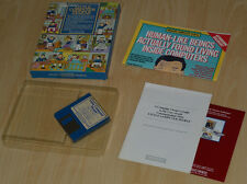 LITTLE COMPUTER PEOPLE by Activision ~ Commodore Amiga ~ OVP/BIG boxed ~ english