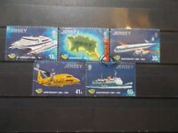 Jersey 1994 Commemorative Stamps~Anniversaries~Very Fine Used Set~UK Seller