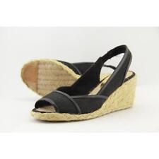 35 Sandali e scarpe plateau, zeppe per il mare da donna 100% pelle