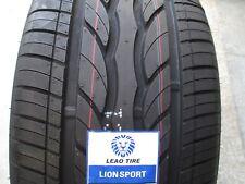 4 New 235/55R19 Lion Sport Tires 235 55 19 2355519 R19 55R