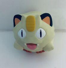 Vintage Original Pokemon Toy Tiger Jammer Ball Meowth Retro TeamRocket