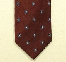 """BROOKS BROTHERS """"346"""" silk tie made in the USA width 3.5"""""""
