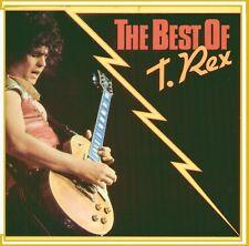 THE BEST OF T. REX - LP NUOVO AVES (CUBE) VINILE 33 GIRI RARO 1980