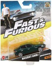 Mattel FCF 19/32 Fast&f Maserati Ghibli