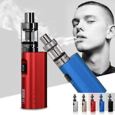 HT 50W TankBox Vape Kit Electronic Vape E Pen Cigarettes Mini Vapor Starter Kit