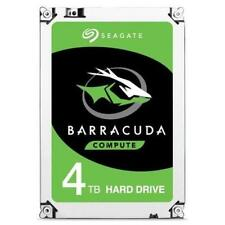 SEAGATE Hard Disk Interno BarraCuda 4 TB 3.5 Interfaccia Sata III 6 Gb / s 5400