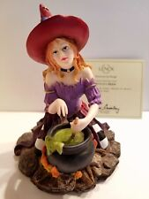 Lenox Witch's Brew Halloween Bewitching Beauties Figurine NEW