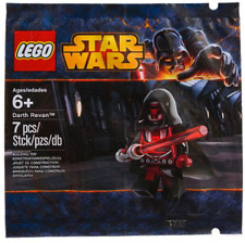 Lego Darth Revan 5002123 Polybag Star Wars Minifigure New Sealed