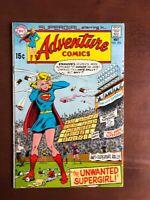 Adventure Comics #393 (1970) 7.5 VF DC Key Issue Bronze Age Comic Supergirl