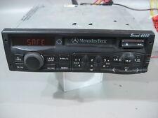 Autoradio Blaupunkt Mecedes Benz Sound 4000 a  Cassette   (334) Code Fehlt