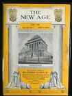 The New Age: The Official Organ of the Supreme Council 33゚, freemason, 1956, jul