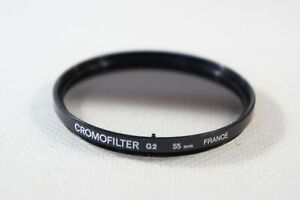 Cokin CROMOFILTER 55mm G2 - Gradual Grey Filter, Screw-in, Free 2-3 Day Ship!