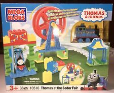 Mega Bloks Thomas & Friends Thomas at the Sodor Fair 38pieces 10516 Ferris Wheel