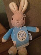 Peter rabbit my first peter rabbit bean rattle soft toy new