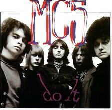 MC  5 / DO IT - LIMITED NUMBERED EDITION - this is number  7 out of 1000 printed