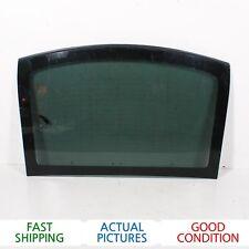 13 14 15 CHEVROLET MALIBU 2.5L REAR BACK WINDOW GLASS OEM 40k