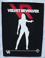 VELVET REVOLVER Officially Licensed Giant Backpatch Back Patch Sew On(not shirt)