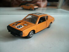 Norev Jetcar Renault 17 TS coupe in Orange on 1:43