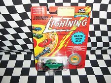 Johnny Lightning: THE CHALLENGERS, Set of 8 Vehicles w/Medallions 1:64