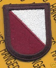 15th S&T Bn QM Support Cav Airborne beret flash patch