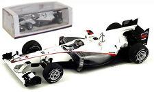 Spark S3013 Sauber C29 #22 Brazil GP 2010 Race Version - N Heidfeld 1/43 Scale