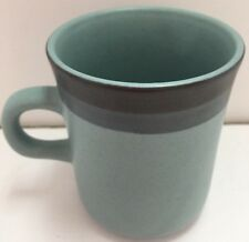 Kasuga Mikasa Navajo Blue Arrow Stone Ware Coffee Cup Mug Tea Cup
