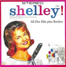 SHELLEY FABARES-HER 1st LP IN STEREO + ALL HITS & RARITIES-NEW IMPORT CD