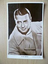 Real Photo Postcard- CLIVE BROOK, Paramount Pictures