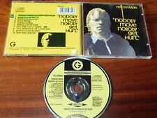 rare CD YELLOWMAN greensleeves SWITZERLAND 1988 NOBODY MOVE NOBODY 10 titres