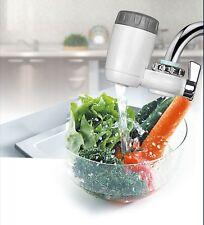 Kitchen Water Filter Pitcher Tap Faucet Purifier Reducing Chlorine Taste & Odor