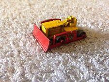 Matchbox Monko  No. 18 - Bulldozer