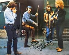 REPRINT - CREEDENCE CLEARWATER REVIVAL John Fogerty Band Signed 8 x 10 Photo CCR